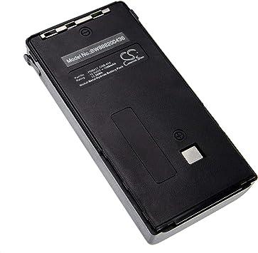 vhbw batería sustituido Standard CNB-414, PNB417 para Radio ...