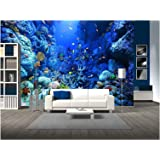 "wall26 Self-Adhesive Wallpaper Large Wall Mural Series (66""x96"", Artwork - 15)"