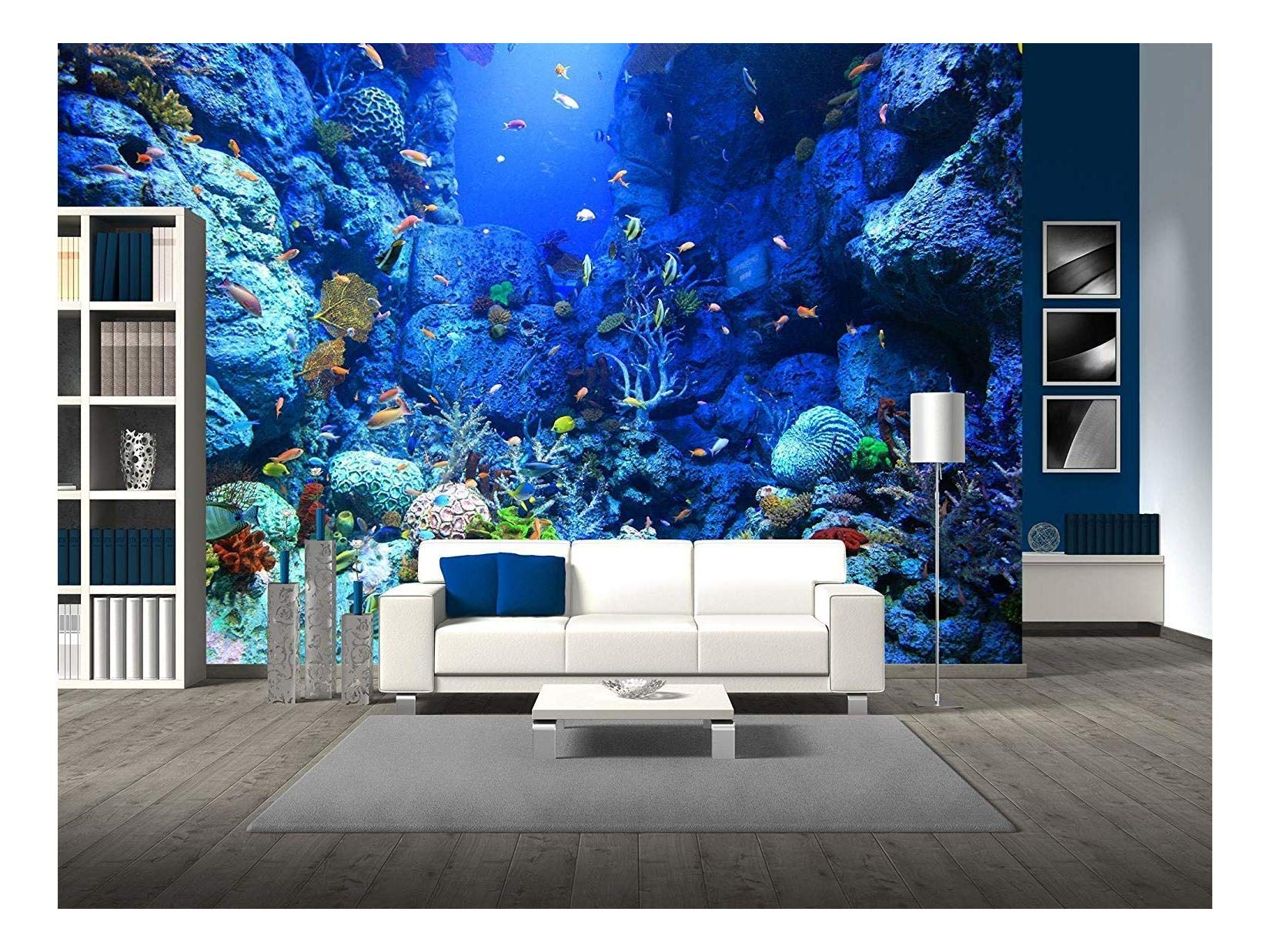 wall26 Self-Adhesive Wallpaper Large Wall Mural Series (66''x96'', Artwork - 15)