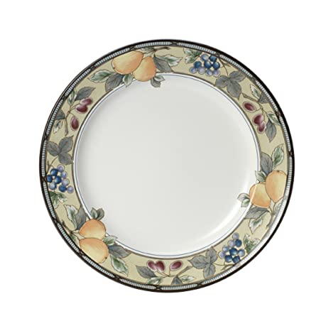 mikasa garden harvest. Mikasa Garden Harvest Dinner Plate, 11.5-Inch G
