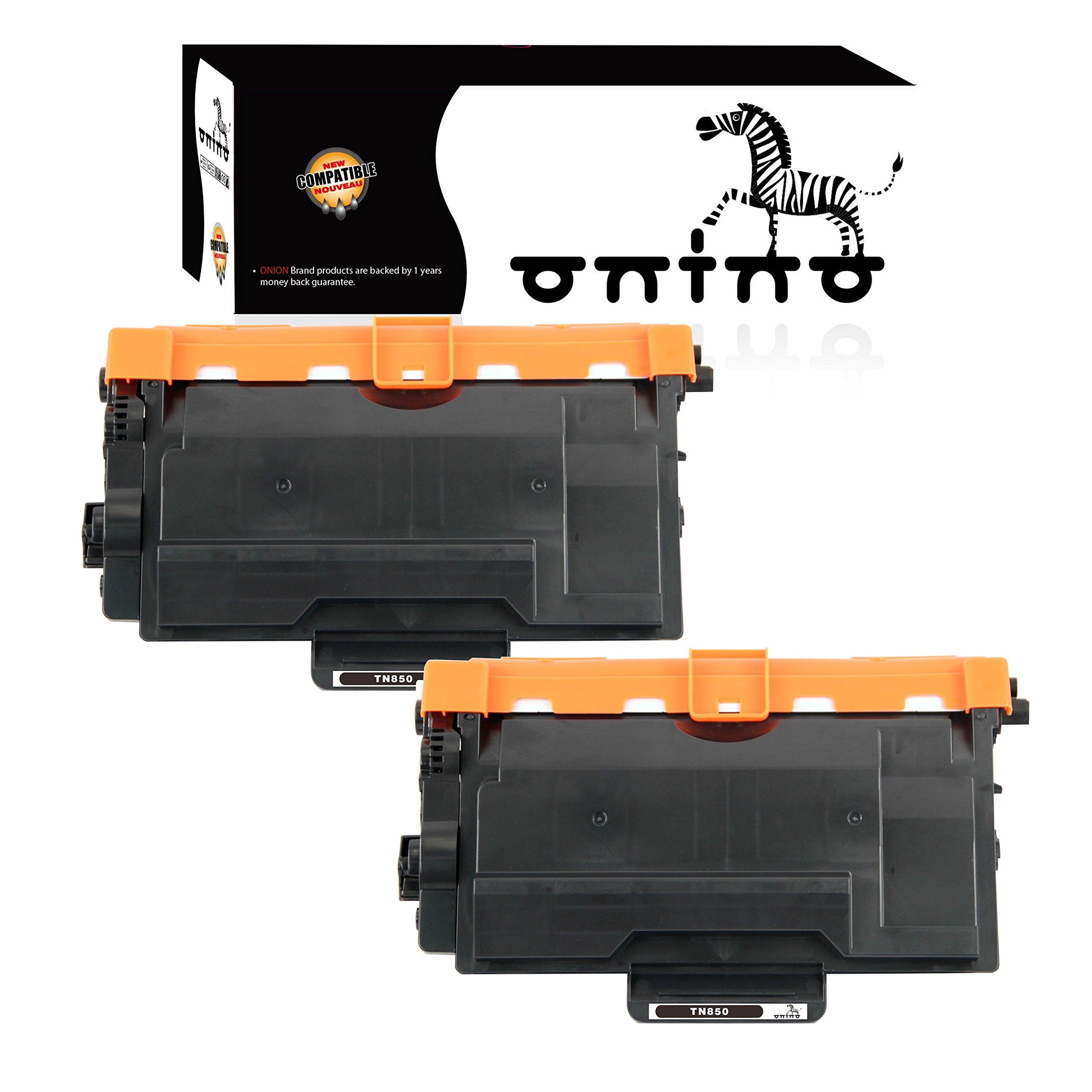 Toner Alternativo ( X2 ) Negro onino TN850 HL-L6200DW MFC...