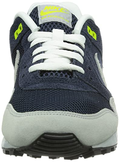 Nike Air Pegasus 89 344082 405 Herren Low Top Sneaker Blau