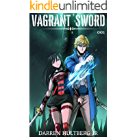 Vagrant Sword: A LitRPG / Cultivation Saga (Legends of Ascension Book 1) book cover