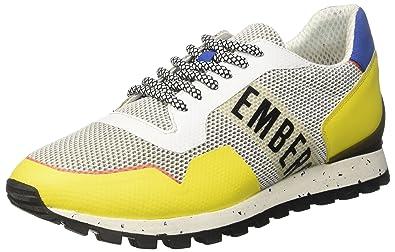 Bikkembergs Trainers - white/yellow OHmKXp