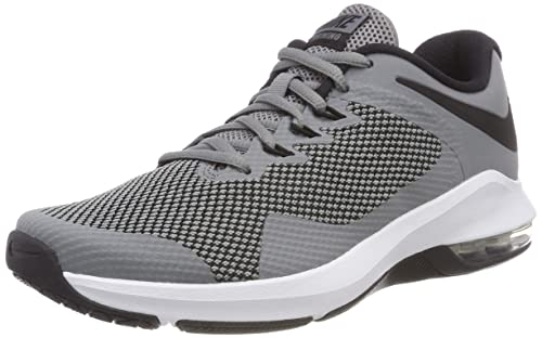 Nike Air Max Alpha Trainer Mens Aa7060-020 Size 7 Cool Grey/Black