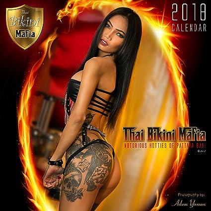 Thai girl nude calendar