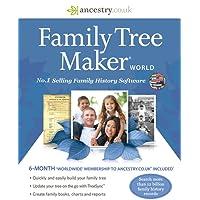 Family Tree Maker Platinum Edition (PC)