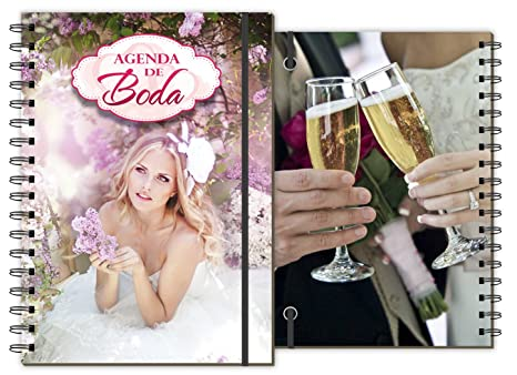 Agenda de boda - Tapa dura: Amazon.es: Bebé