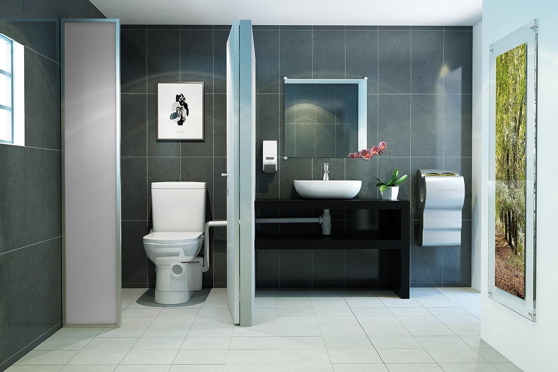 Sfa sanitrit saniaccess 2 Triturador WC//Lavabo saniaccess2 Acceso rapida//o