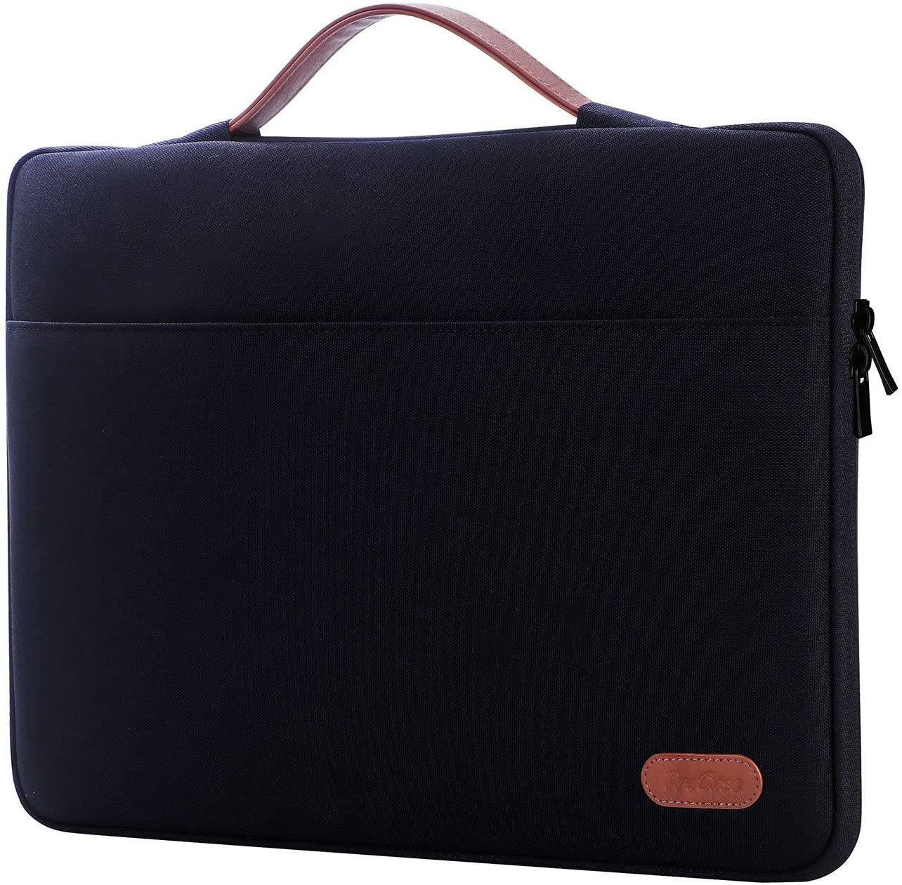 ProCase 14-15.6 Inch Laptop Sleeve Case Protective Bag, Ultrabook Notebook Carrying Case Handbag for MacBook Pro 16