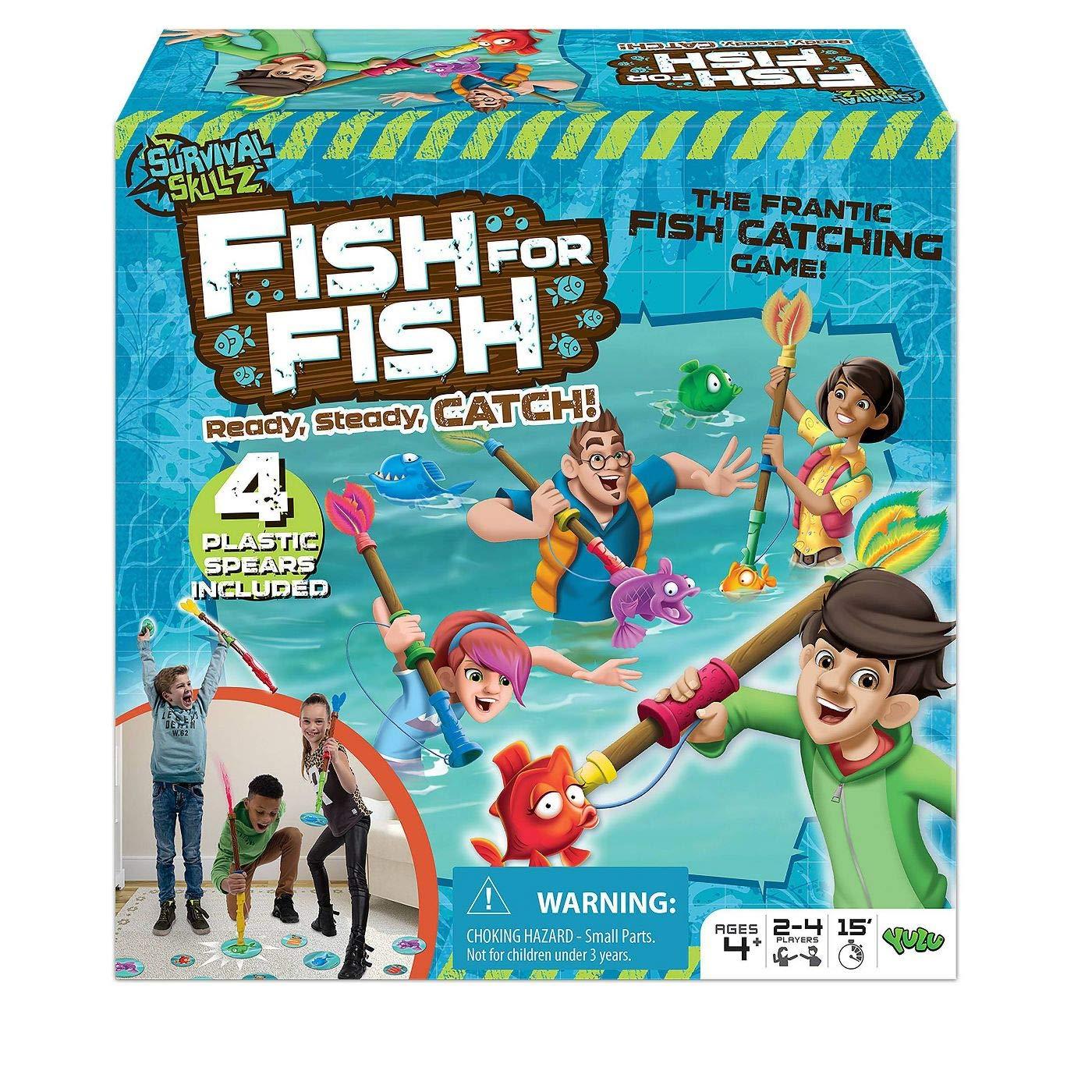 Juego de mesa de huelga de pesca (edad: 4 años y más): Amazon.es: Industria, empresas y ciencia