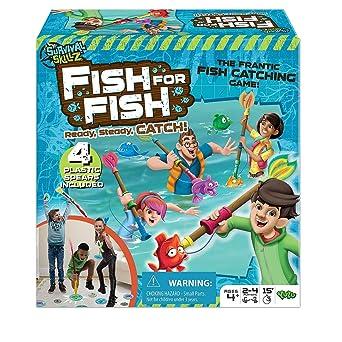 Juego de mesa de huelga de pesca (edad: 4 años y más): Amazon.es ...