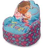 Amazon Com Disney Minnie Mouse Toddler Bean Bag Sofa