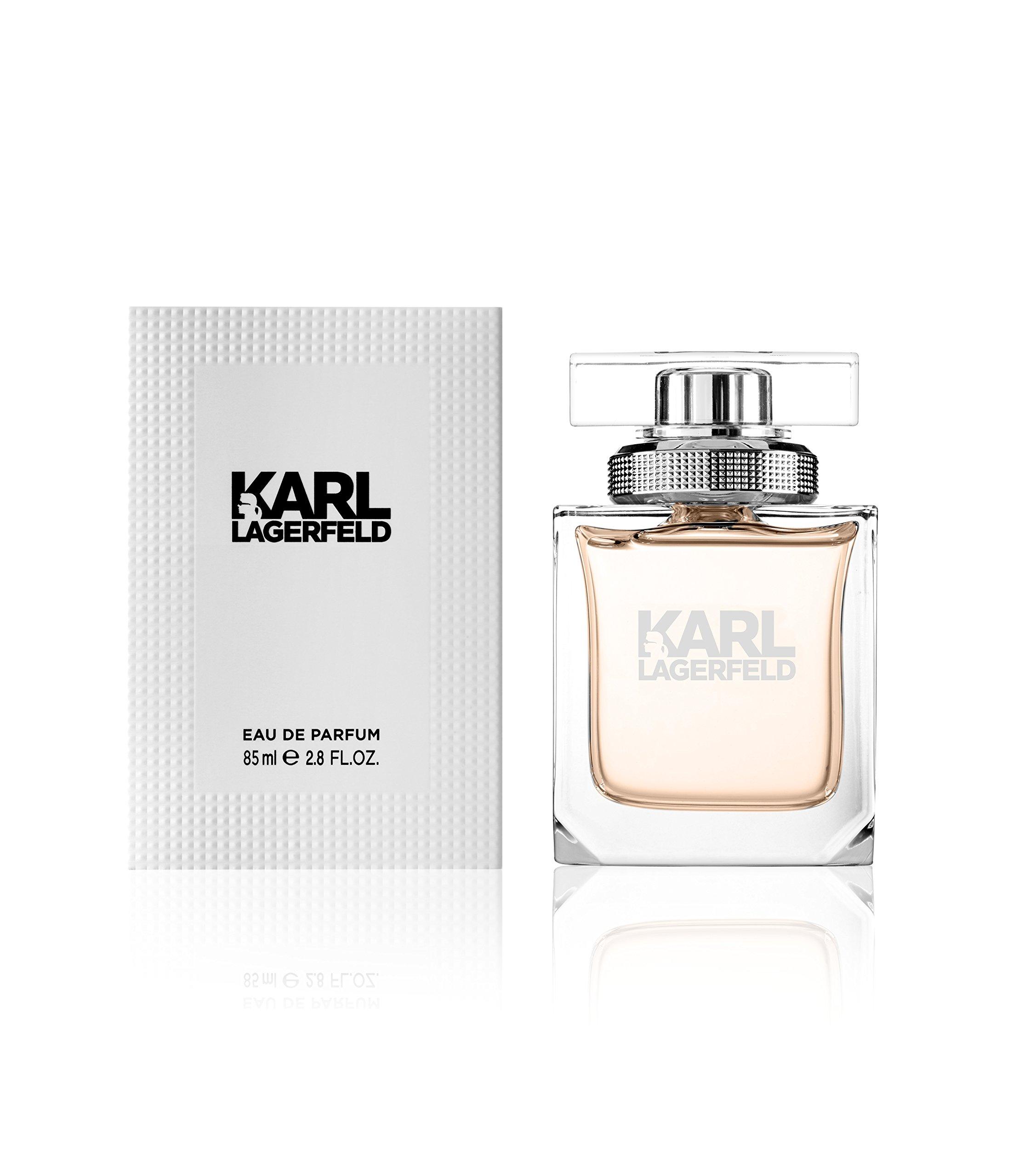 Karl Lagerfeld Eau De Parfum Spray, 2.8 Ounce by KARL LAGERFELD