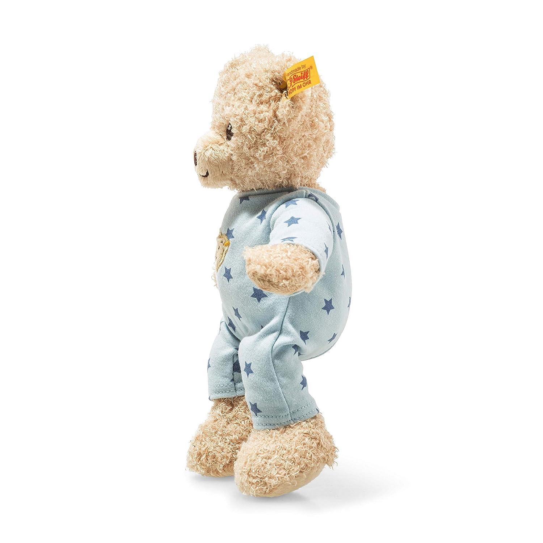 Steiff Mit S/ü/ßer teddyb/ärapplikation Babyf/äustlinge B/éb/é gar/çon