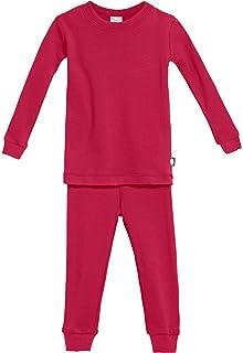f5086f158 Amazon.com  CastleWare Baby-Organic Cotton Fleece-Pajama Sets-12 ...