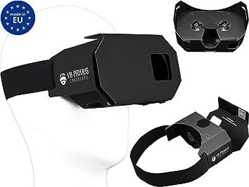VR-PRIMUS Google Cardboard Gafas de Realidad Virtual VR | para ...