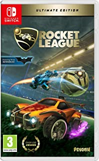Amazon com: Rocket League Ultimate Edition - Nintendo Switch