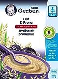 Nestle Gerber Baby Cereal - Oat & Prune