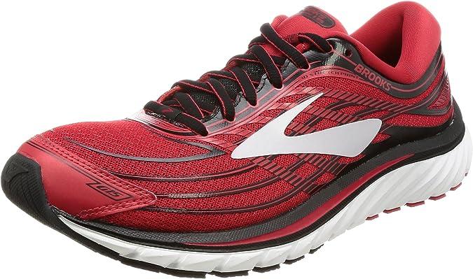 Brooks Glycerin 15, Zapatillas de Gimnasia para Hombre, Rojo ...