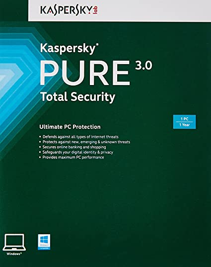 kaspersky pure trial download