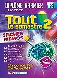 IFSI Tout le semestre 2 en fiches mémos - Diplôme infirmier - 2e édition