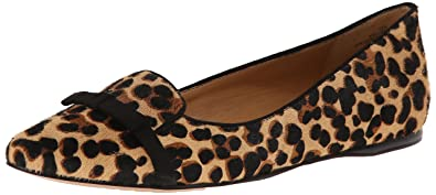 Womens Flats Nine West Black Saxiphone Natural