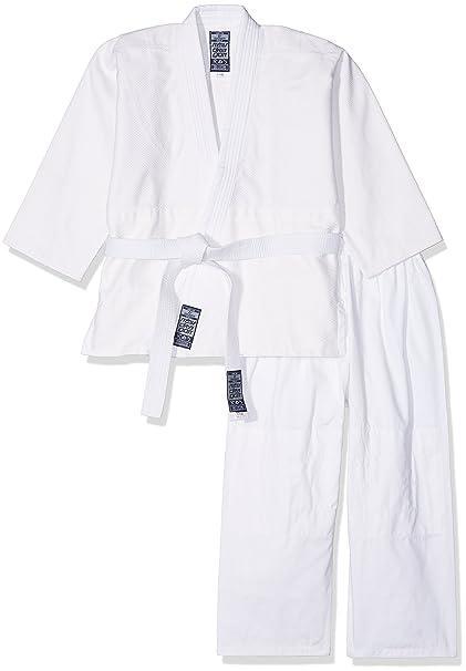 GIMER Judo y Artes Marciales GI, Completo Unisex niño ...