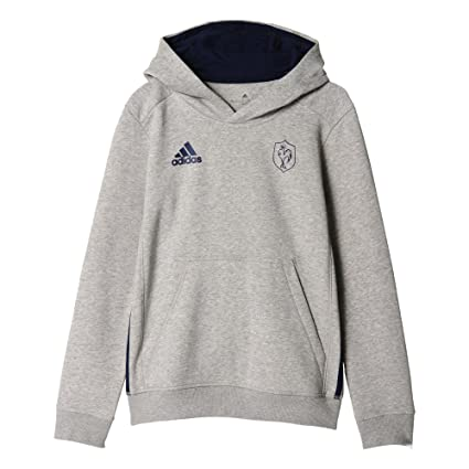Ffr Francesa Ess Niños Federación De Y Hood Rugby Sudadera Adidas afAnqSAx