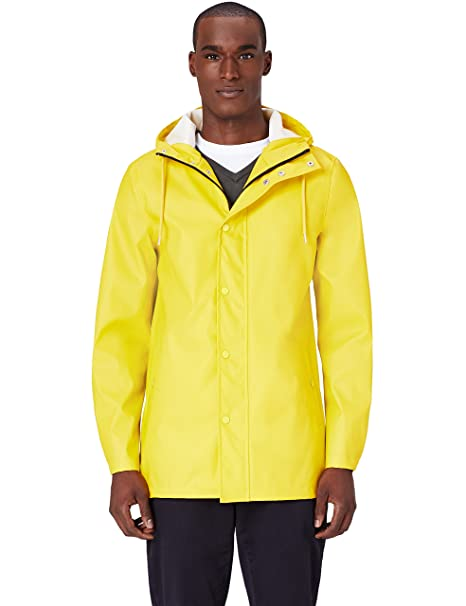 Pioggia MERAKI Giacca Amazon it Abbigliamento Uomo da 8PEwrdqP