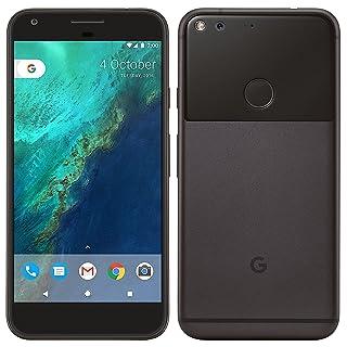 "Google Pixel XL 128GB Verizon and GSM Unlocked, Quite Black, 5.5""(Renewed)"