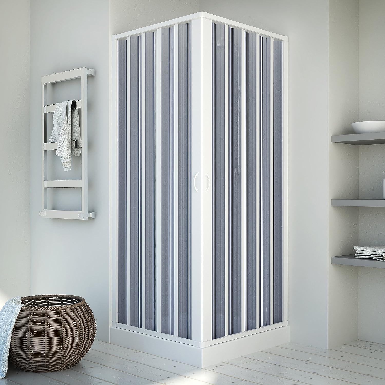 Cabina de ducha | Entrada por la esquina | Puerta sistema | Bari ...