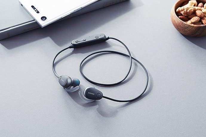 Sony 索尼 WI-SP600N 入耳式 无线蓝牙 降噪防水运动耳机 5.9折.01 五色可选 海淘转运到手约¥634