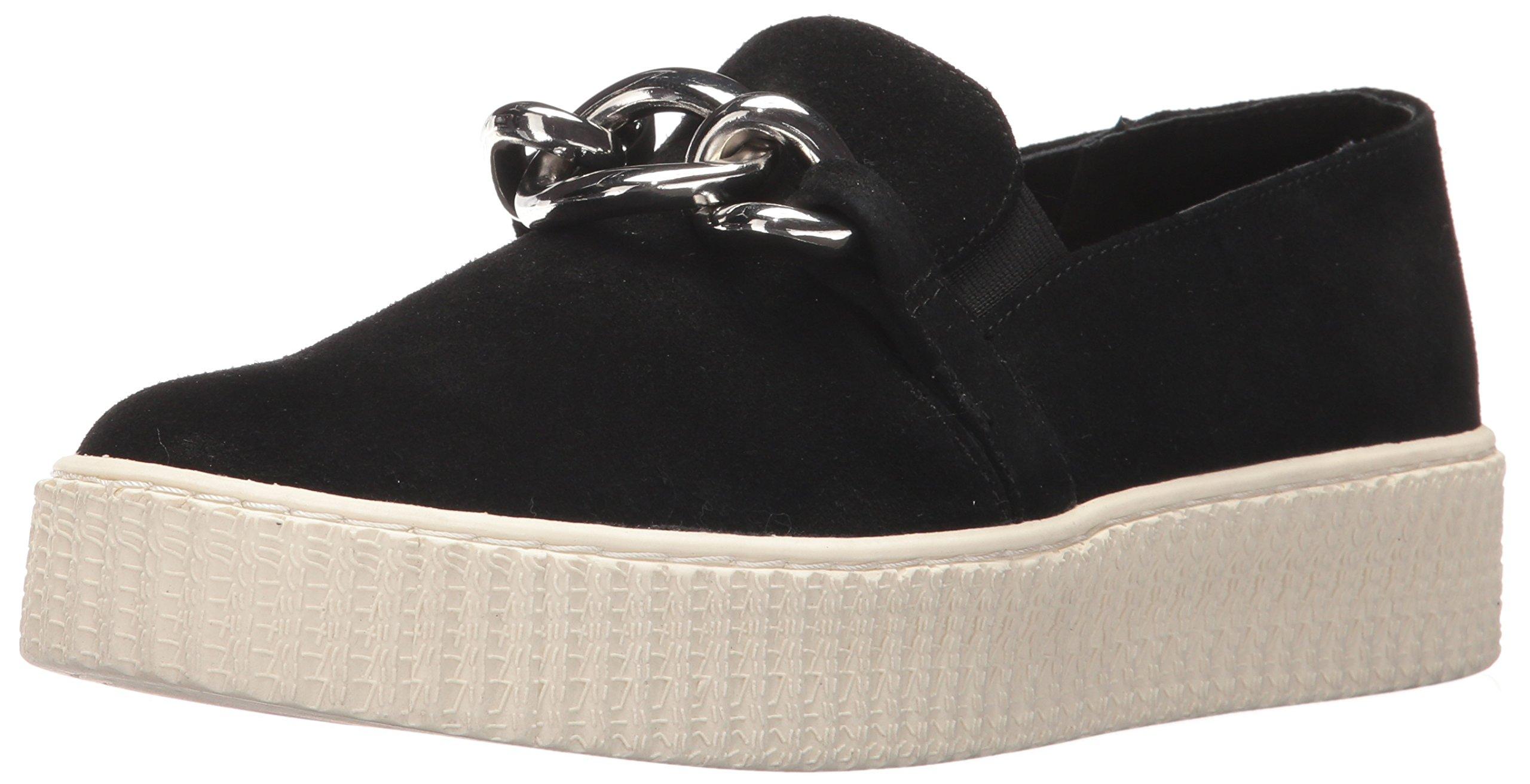 Splendid Women's Roberta Sneaker, Black, 9.5 M US