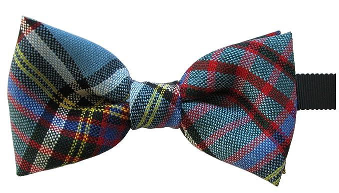 Ingles Buchan - Corbata - para hombre multicolor Anderson Talla ...