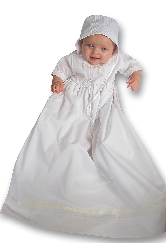 Strasburg Children Babies Alex Christening Gown Baptism Dress Infant White Cross
