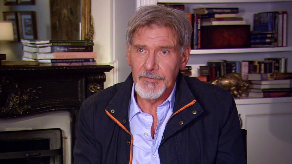 The Age Of Adaline: Harrison Ford On Blake Lively