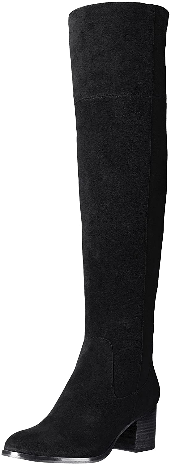 Marc Fisher Women's Mfescape Riding Boot B01IO0KR9Q 7.5 B(M) US|Black