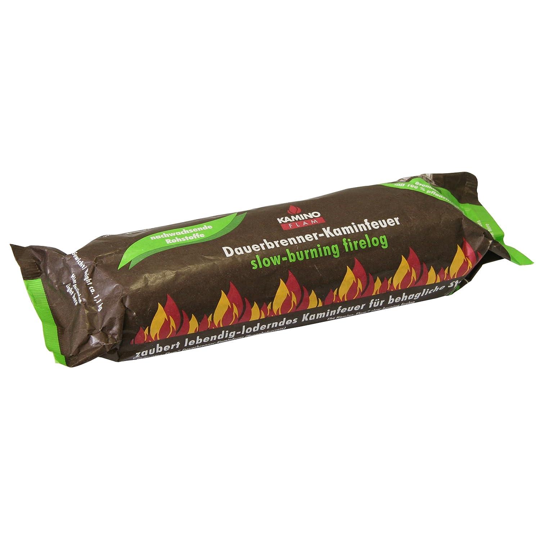 Kaminfeuerscheit Kaminoflam Dauerbrenner 1, 1 kg Kamino Flam 333155