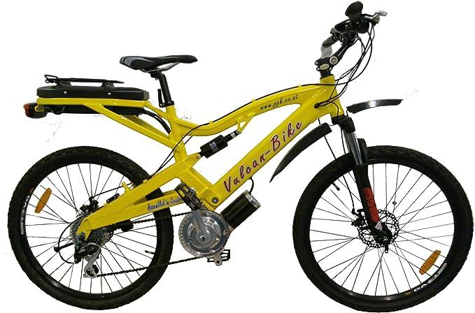 Electro-bicicleta, Vulcan Bike-Crosser, bicicleta de montaña ...