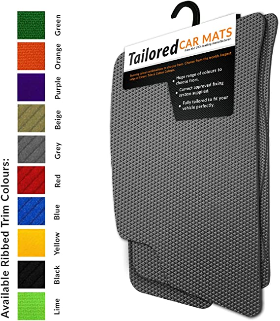 CARMATS4U.COM Tailored Boot Liner//Tray//Mat for CX5 2017 /& Removable Anti-Slip Black Carpet Insert