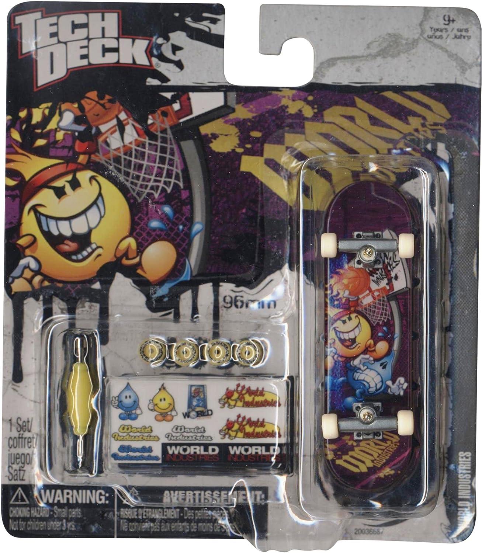 96 Mm Mini Finger Skate Tech Deck Vfb001-00128