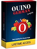 Learn German with OUINO: The Complete Expanded Edition v3 | Lifetime Access (for PC, Mac, iOS, Android, Chromebook)