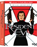 resident evil collection (cofanetto 5 dvd) regia d [Italia]