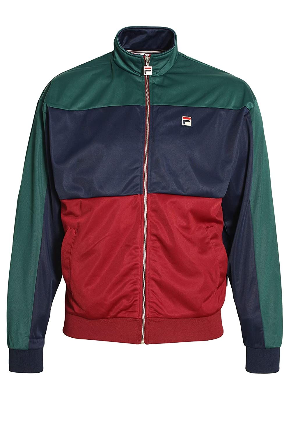 Fila OUTERWEAR メンズ X-Large Atdp/Peac/Tred B07H2KZ4ZM