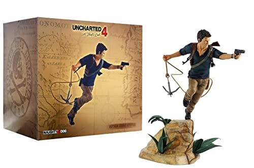 Uncharted 4 A Thief s End – 12 Nathan Drake Statue