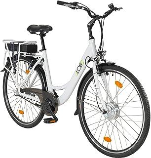 10504f79eb6b3b LLobe Marken Elektro Fahrrad E-Bike 28 Alu City Bike - 36V 250 Watt ...