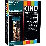 KIND Bars, Fruit & Nut Delight, Gluten Free, 1.4 Ounce Bars, 12 Count