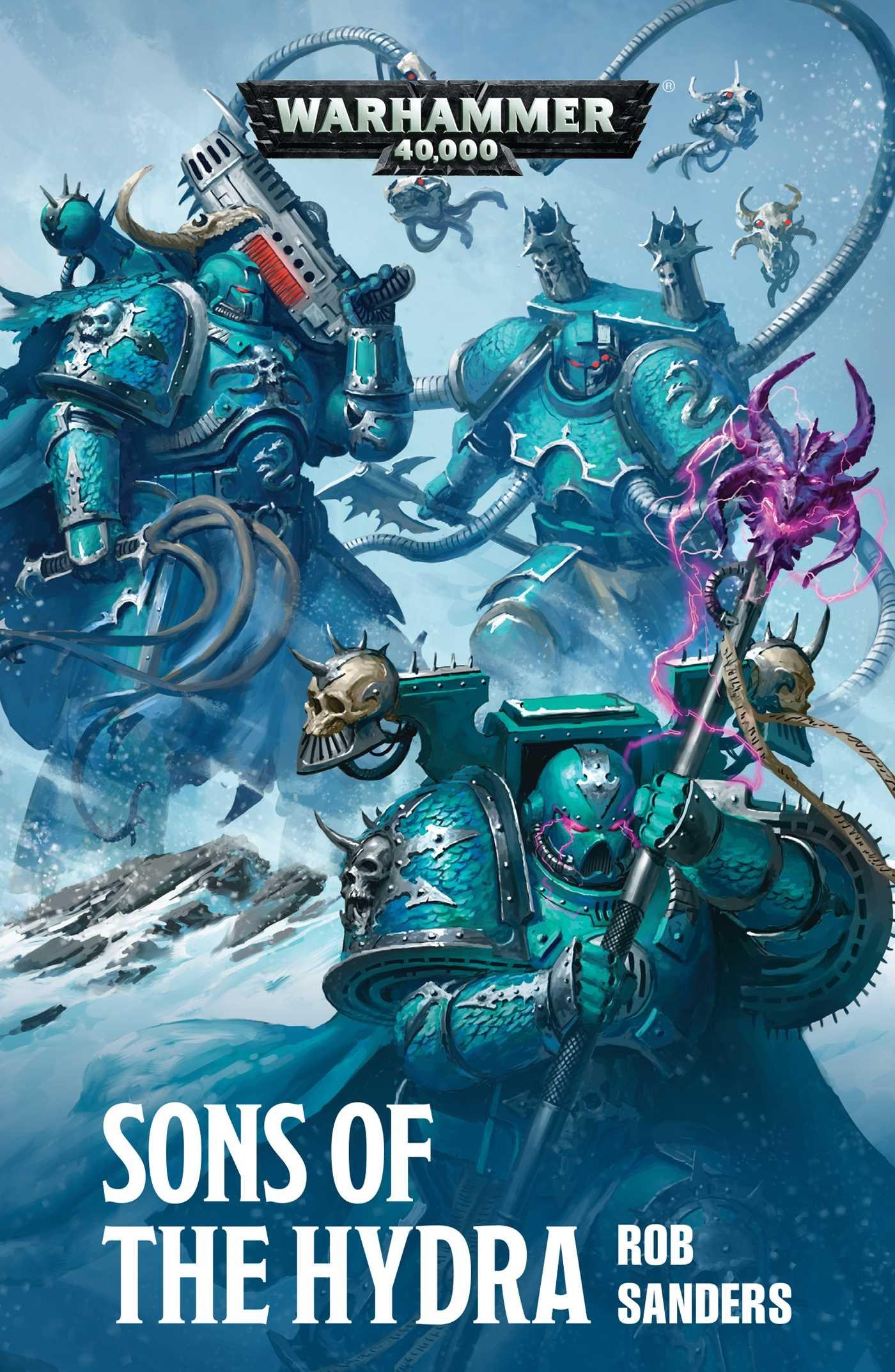 Sons of the Hydra (Alpha Legion): Rob Sanders: 9781784967314: Amazon