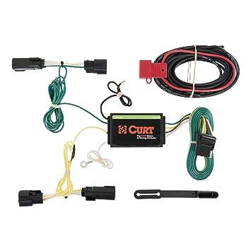 81CMVP1rXVL._SY355_ amazon com curt 56178 custom wiring harness automotive Curt 7 Pin Wiring Harness at bayanpartner.co